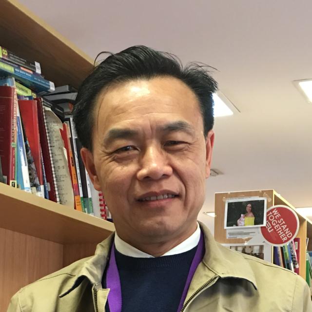 Piv Huot   Head of Maths