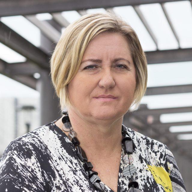 Anne Marien   Head of English
